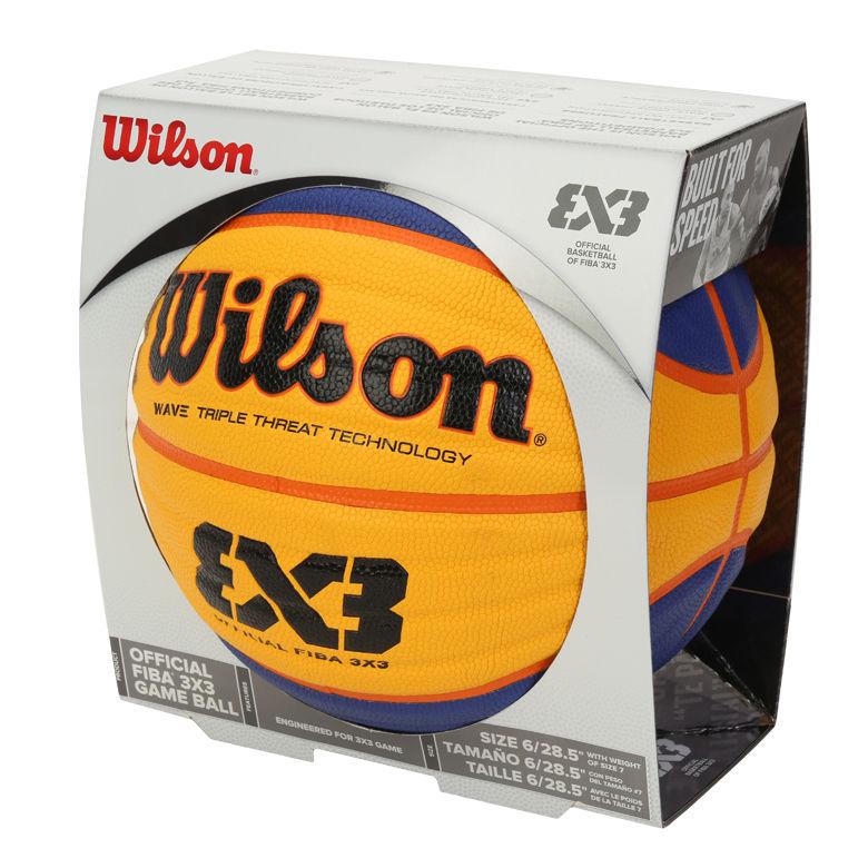 2019 Wilson FIBA 3x3 Official Game Basketball 2820ff0d9