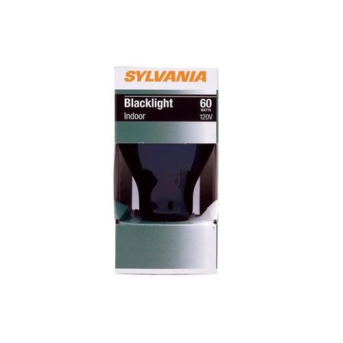 Sylvania 11715 60A//Blacklight//Rp-120V Bklt Lmp Package Qty 6
